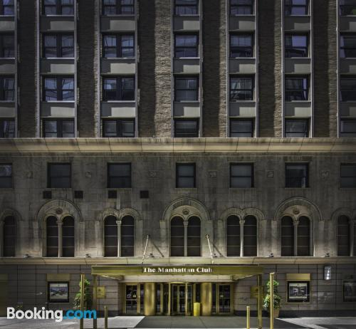 One bedroom apartment in New York. Child friendly apartment!