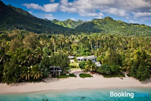 Apartamento en Rarotonga con internet