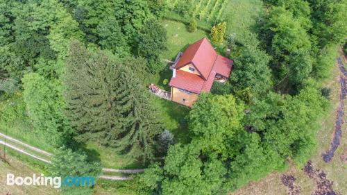 Apartamento apto para familias en Krapinske Toplice