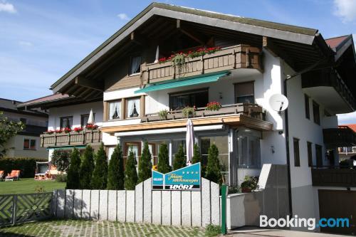 Amplio apartamento en buena ubicación en Oberstdorf