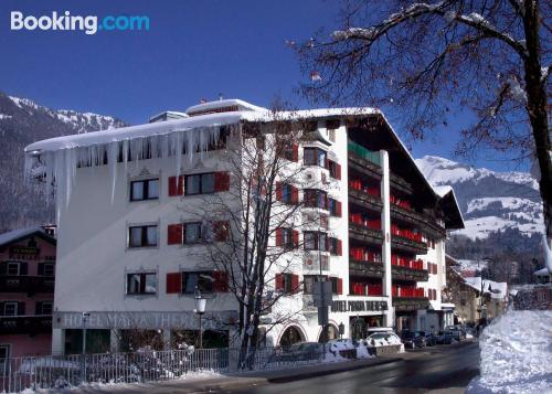 Apartment for 2 in perfect location of Kitzbühel