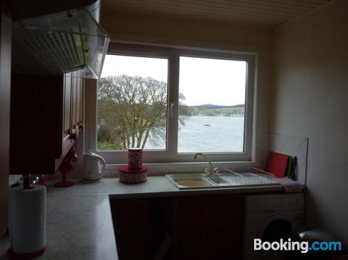 Apartamento de 149m2 en Ardrishaig con wifi