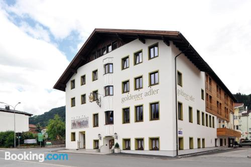 Apartamento para dos personas con vistas y conexión a internet