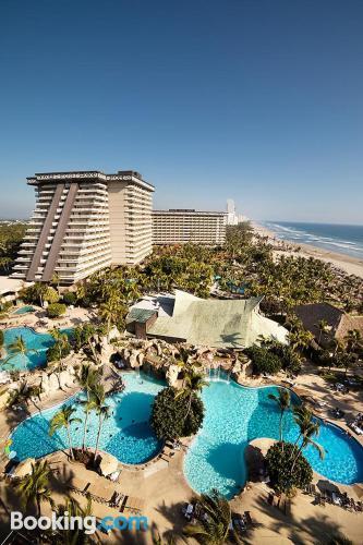 Cómodo apartamento en Acapulco ideal parejas