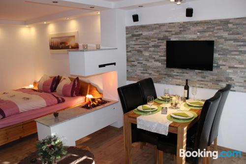 Apartamento pequeño en Laax