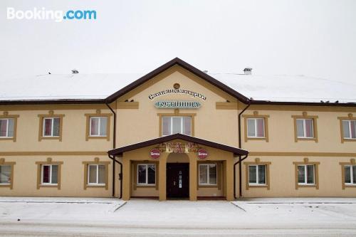 Apartamento con internet en Baranavichy