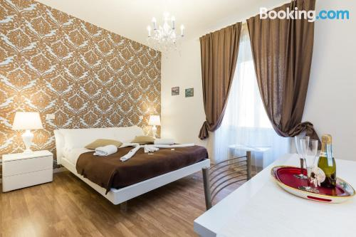 Apartamento de 25m2 en Roma con calefacción