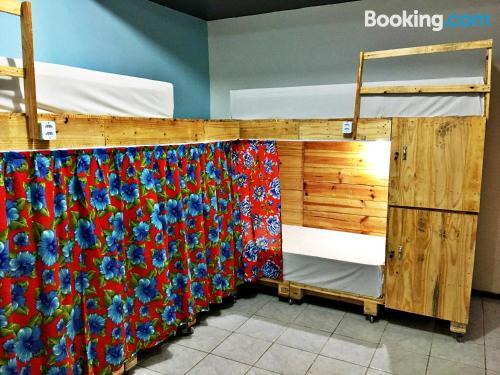 Apartamento con cuna en Fortaleza