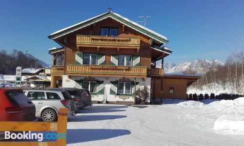 Apartamento de una habitación en Kitzbühel. Buena ubicación