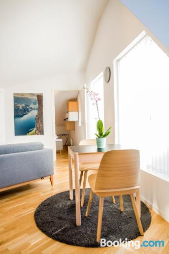 Two bedroom place in Stavanger with terrace