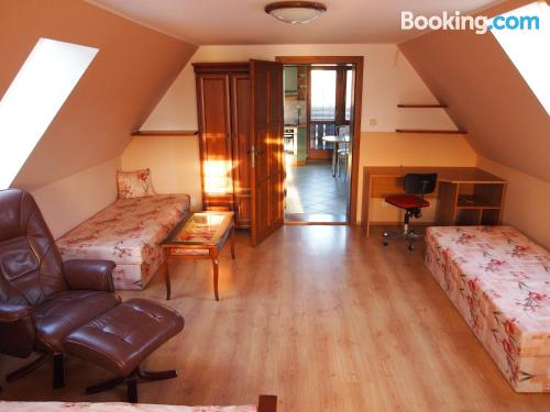 Perfect 1 bedroom apartment for 6 or more