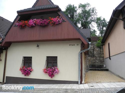 Cute home in Poprad. For 2 people
