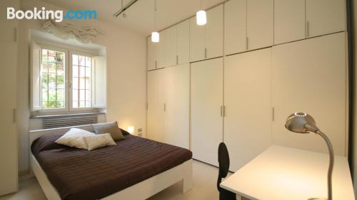 Apartamento de tres dormitorios en Roma perfecto para familias