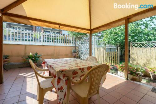 Home in Olgiata with terrace