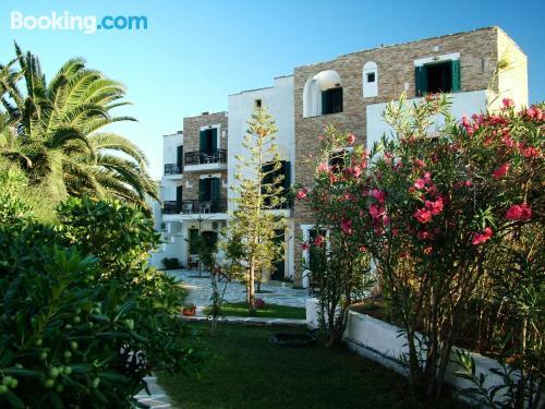 Apartamento de 21m2 en Naxos Chora con wifi
