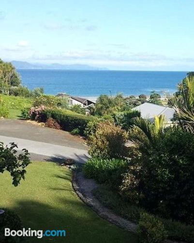 Home in Kuaotunu with terrace
