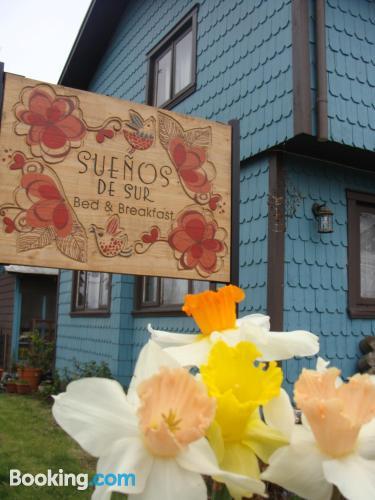 Apartamento para parejas en Puerto Varas