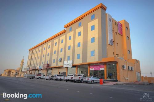 Apartment with internet in Buraydah.