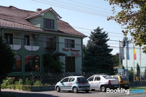 Home for 2 people in Satu Mare with wifi and terrace