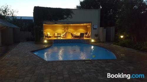 Place in Bloemfontein for 2