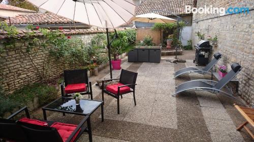 Espacioso apartamento en Chef-Boutonne