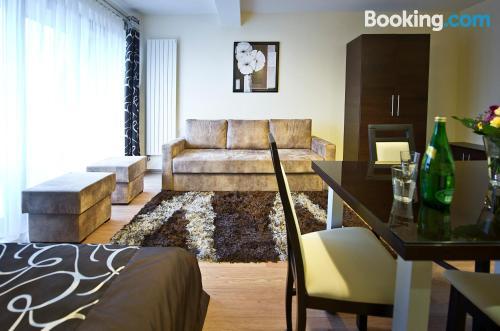 24m2 home in Zakopane with terrace
