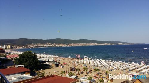 Sunny Beach is waiting! With air