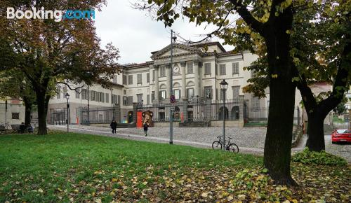 Home in Bergamo with internet and terrace