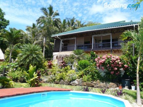 Apartamento de 38m2 en Rarotonga ¡Con vistas!