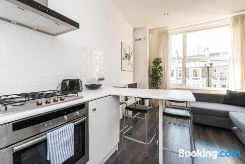 Place in London. 60m2!