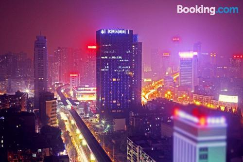 Práctico apartamento parejas en Wuhan