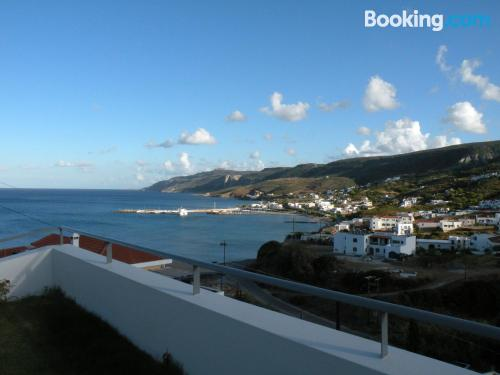 Place in Agia Pelagia Kythira with terrace