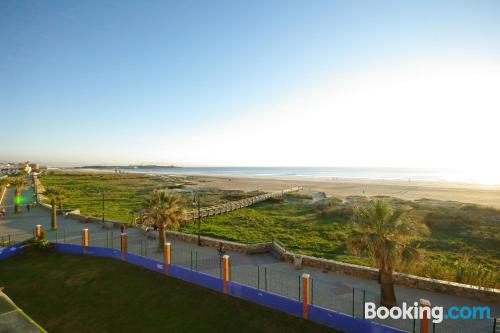 Place in Tarifa. Terrace!