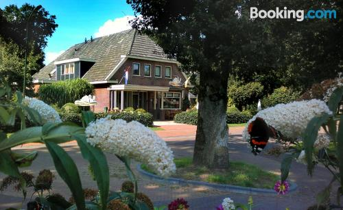 Apartment with terrace in best location of Anderen