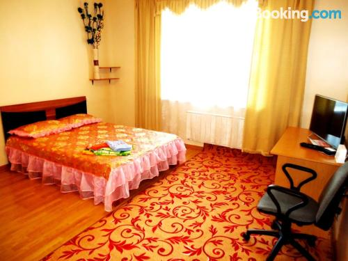 Ideal 1 bedroom apartment with heating and internet