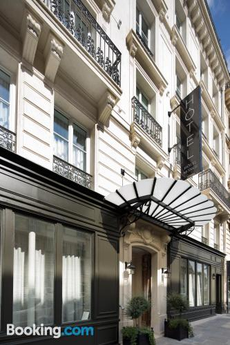 Midtown in Paris. For couples