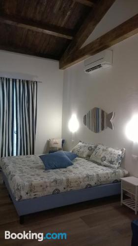 Apartment for two in La Spezia with internet