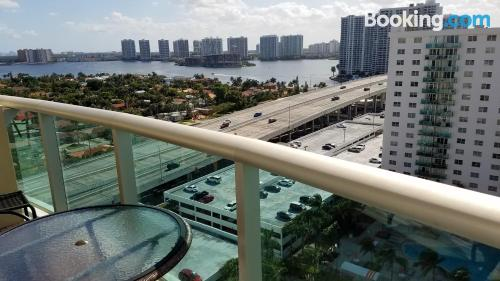 Huge home in Sunny Isles Beach with terrace