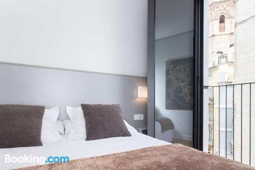 Gran apartamento de dos dormitorios en Valencia