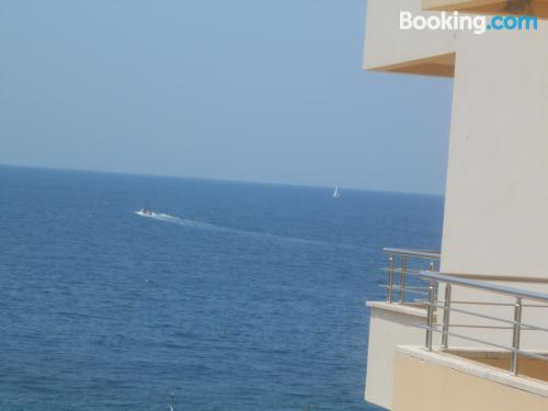 1 bedroom apartment place in Utjeha with terrace and wifi.