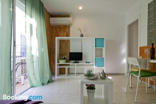 One bedroom apartment in Sitges. Great!