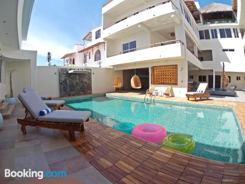 Home in Puerto Escondido for two