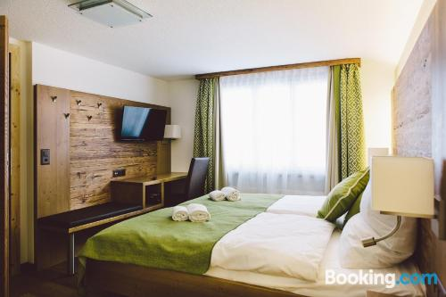 Place for 2 in Andermatt. Small!