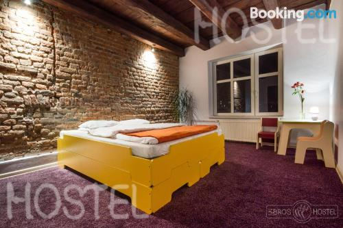 Cieszyn from a center ideal for two people