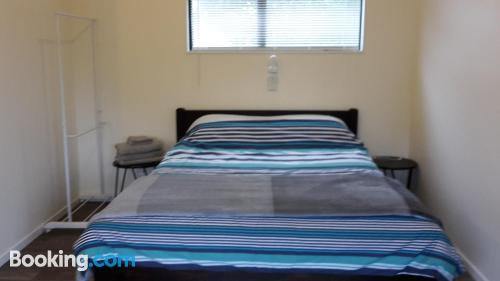 Perfect one bedroom apartment. Waihi Beach at your feet!
