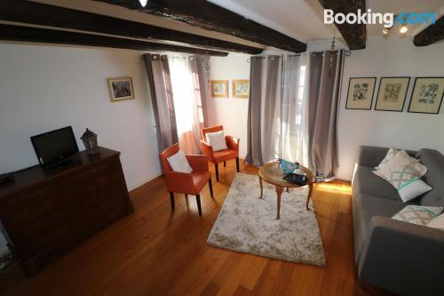 Apartamento para dos personas en Riquewihr. ¡Ideal!