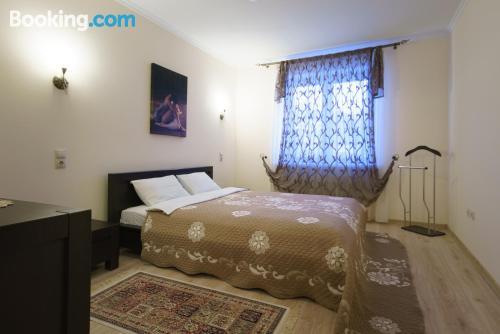 Two bedroom apartment in Mogilev. Huge!