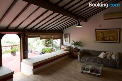 Espacioso apartamento en Olinda con internet
