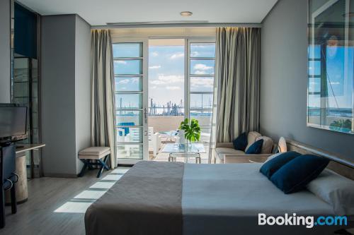 Apartamento con piscina ¡Con terraza!