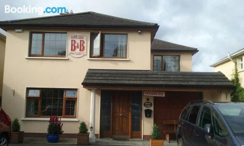 Home for two in Tralee. Little!
